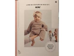 Le livre de couture N°9 Rico Design