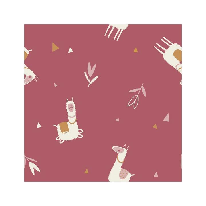 Tissu jersey Gold Lama - Katia Fabrics