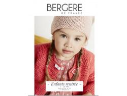 Magazine tricot 37 Enfants rentrée 1-12 ans - Bergère de France