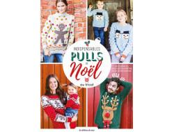 Livre Indispensables Pulls de Noël au Tricot