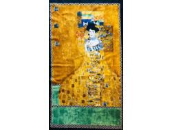 Coupon Tissu Portrait d'Adèle Bloch Bauer Gustav Klimt