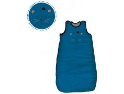 Gigoteuse bleue 70 cm - Les moustaches Moulin Roty