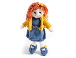 Kit à tricoter poupée Lina - Etudiante