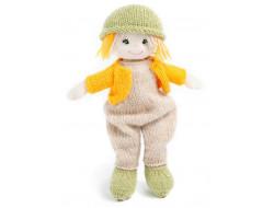 Kit à tricoter poupée Lilo - Jardinier