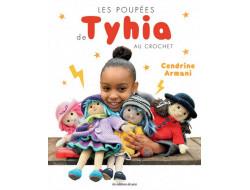 Livre les poupées de Tyhia au crochet