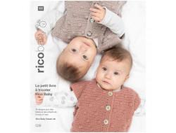 Catalogue tricot Rico Baby 028 - Rico
