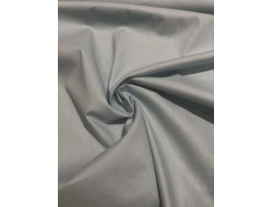 Tissu coton bleu aigue marine