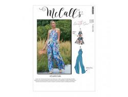 Combinaison Femme - Mc Call's M8069