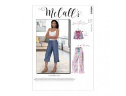 Short et pantalon femme - Mc Call's M8063
