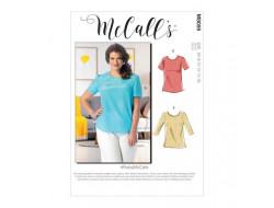 Haut et tunique femme - Mc Call's M8059