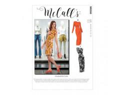 Robe femme - Mc Call's M8058