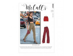 Short et pantalon femme - Mc Call's M8057