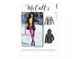 Hauts et veste femme - Mc Call's M8054