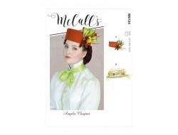 Chapeau femme - Mc Call's M8124