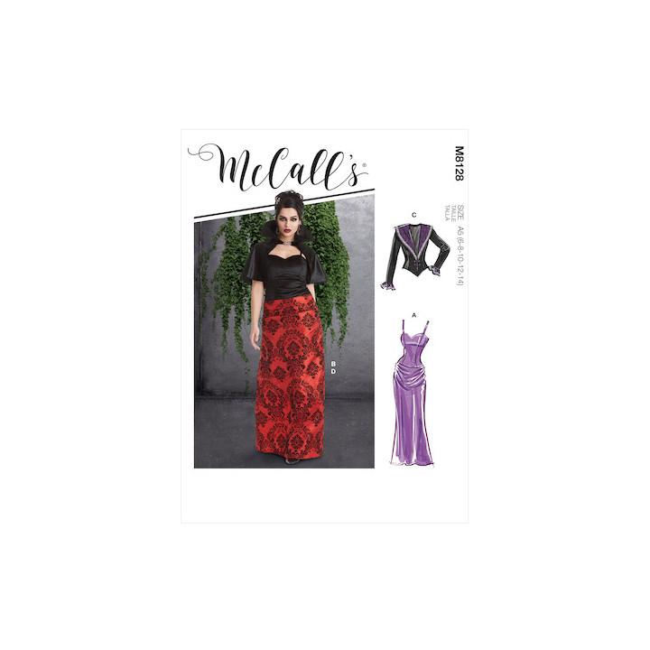 Deguisement  femme - Mc Call's M8128