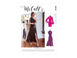 Robe  femme - Mc Call's M8142
