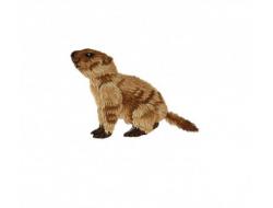 Écusson thermocollant - Marmotte profil