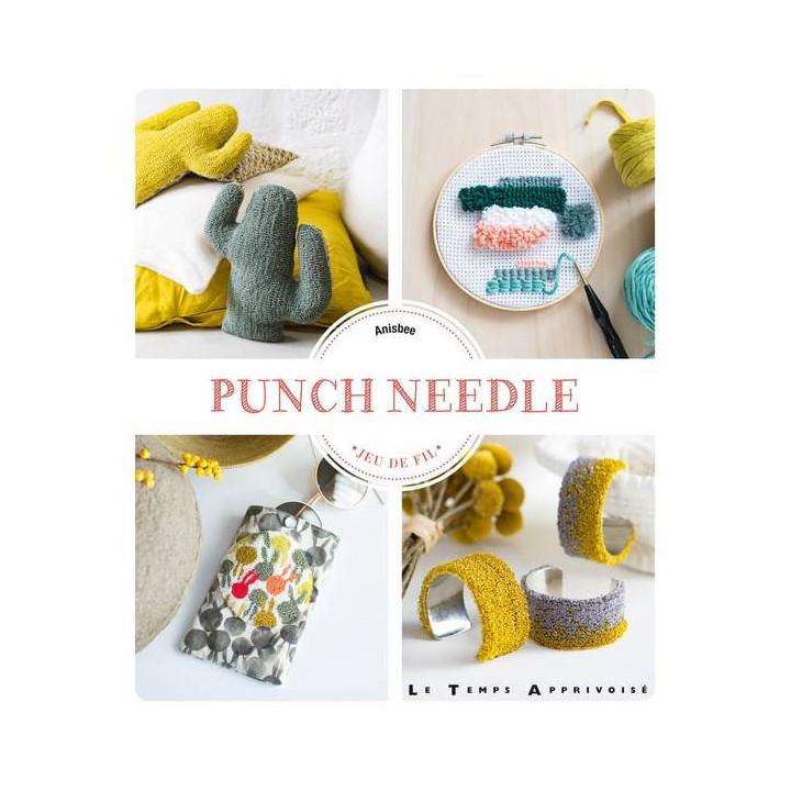 Punch Needle Jeu de fil