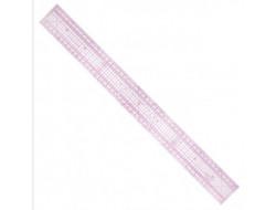 Règle patchwork 50 cm