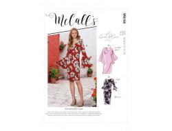 Robe  femme - Mc Call's M8166