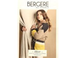 Magazine tricot 39 Hiver - Bergère de France