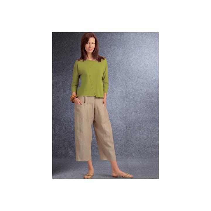 Patron Jupe et pantalon femme - Vogue 1731