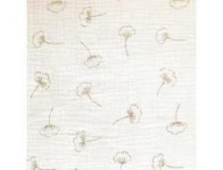 Tissu Mousseline fleur de coton - Katia Fabrics
