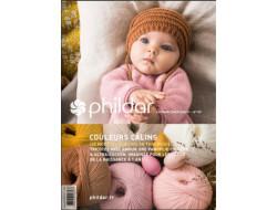 Magazine 189 Layette trousseau 0 - 18 mois - Phildar
