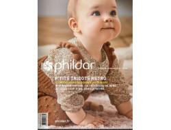 Magazine 703 P'tits tricots rétro - Phildar