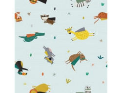 Tissu jersey Jungle Heroes Katia Fabrics
