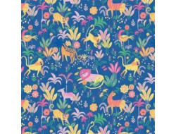 Tissu popeline Earth & Dream- Katia Fabrics