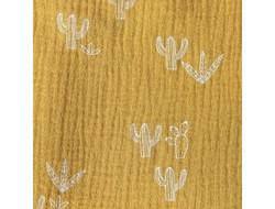 Tissu Mousseline Cactus - Katia Fabrics