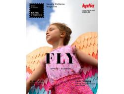 Magazine Fly 33 Patrons Katia Fabrics