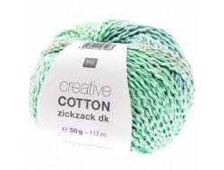 Cotton Zick zack  Rico design