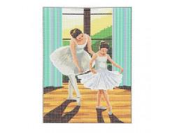 Kit canevas Les danseuses