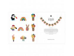 Livre Ricorumi Rainbow Rico Design