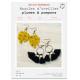 French'kits DIY Boucles d'oreilles, Plumes et ponpons