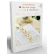 French'kits DIY Marque-page, Noeuds et dentelle