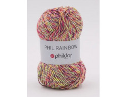 Fil Rainbow Phildar 100 % Coton