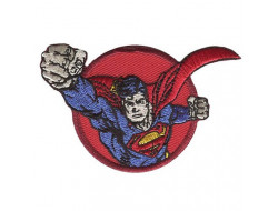 Ecusson thermocollant Superman