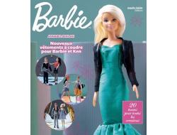 Livre Barbie, Nouveaux vêtements à coudre pour Barbie et Ken