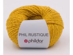 Fil Rustique Phildar 65% Coton 10%Lin 25%Viscose