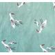 Tissu coton Rustic Salinas birds quartz Katia Fabrics