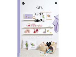 175 - Cute Cuter Kawaii, Collection RICO