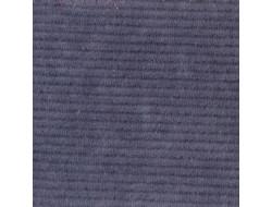 Tissu velours milleraies - Country Blue Katia