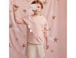 Tissu molletonné - Fairy Tooth Stars, Katia fabrics
