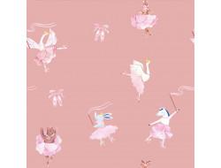 Tissu viscose - Ballerinas Main, Katia Fabrics