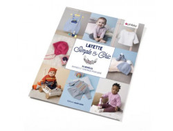 Catalogue n°871: Layette Simple & Chic - Phildar