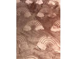 Tissu fourrure - Misty Rose, Katia Fabrics