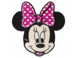 Écusson thermocollant - Minnie Mouse